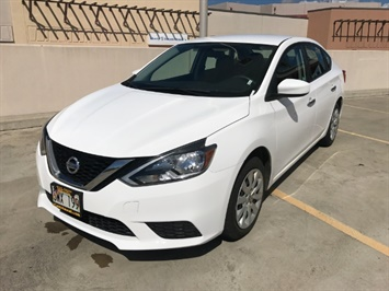 2016 Nissan Sentra SV - Photo 1 - Honolulu, HI 96818