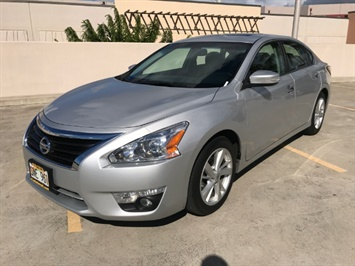 2014 Nissan Altima 2.5 SV - Photo 1 - Honolulu, HI 96818