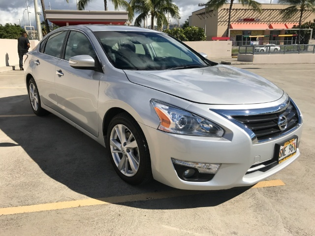 2014 Nissan Altima 2.5 SV - Photo 5 - Honolulu, HI 96818