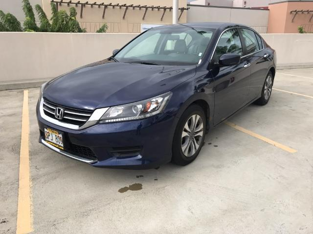 2015 Honda Accord LX - Photo 1 - Honolulu, HI 96818