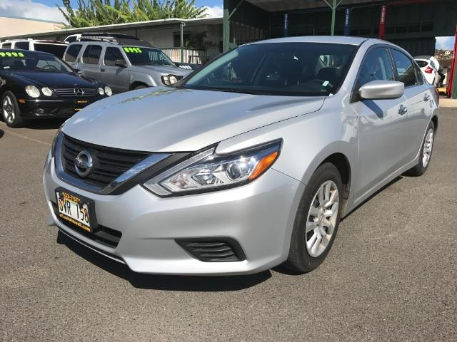 2016 Nissan Altima 2.5 - Photo 1 - Honolulu, HI 96818