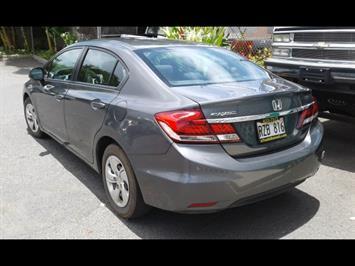 2013 Honda Civic LX - Photo 4 - Honolulu, HI 96818