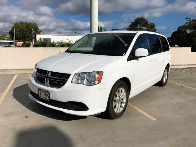 2015 Dodge Grand Caravan SXT - Photo 1 - Honolulu, HI 96818