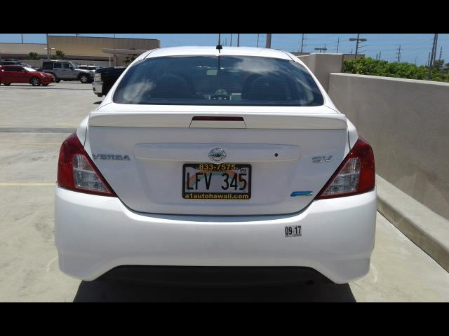 2016 Nissan Versa 1.6 SV - Photo 5 - Honolulu, HI 96818