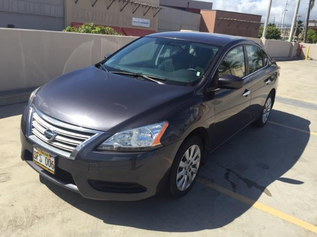 2014 Nissan Sentra S - Photo 2 - Honolulu, HI 96818
