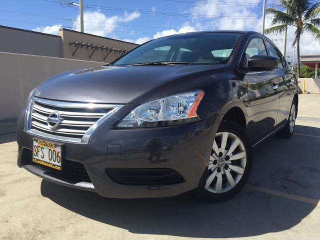 2014 Nissan Sentra S - Photo 1 - Honolulu, HI 96818
