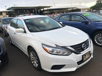 2016 Nissan Altima 2.5 S - Photo 4 - Honolulu, HI 96818