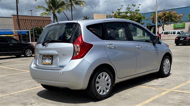 2016 Nissan Versa Note SV photo