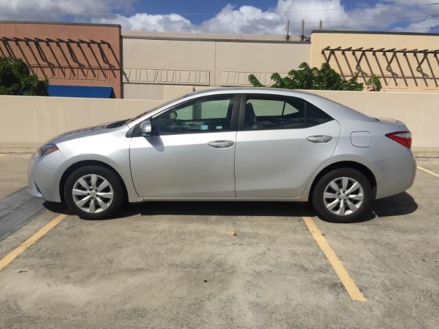 2015 Toyota Corolla LE - Photo 5 - Honolulu, HI 96818