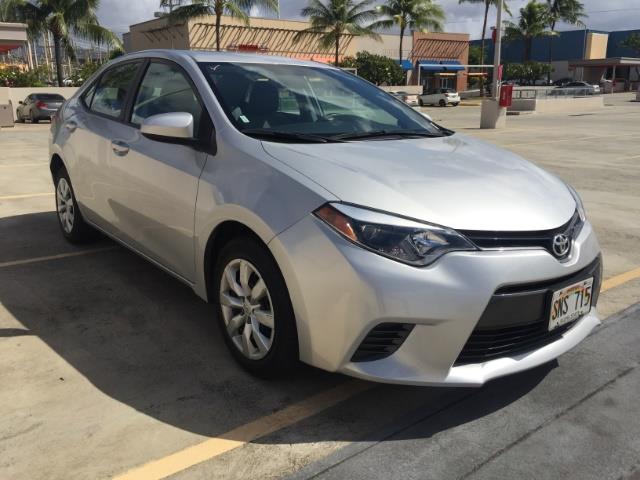 2015 Toyota Corolla LE - Photo 9 - Honolulu, HI 96818