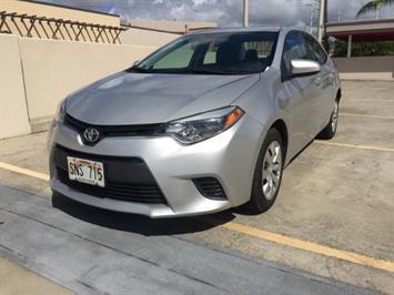 2015 Toyota Corolla LE - Photo 2 - Honolulu, HI 96818