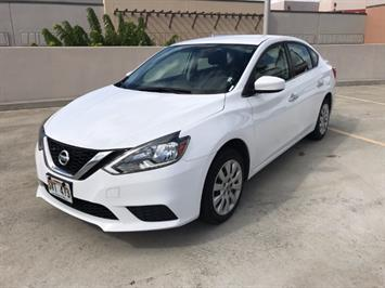 2016 Nissan Sentra S - Photo 1 - Honolulu, HI 96818