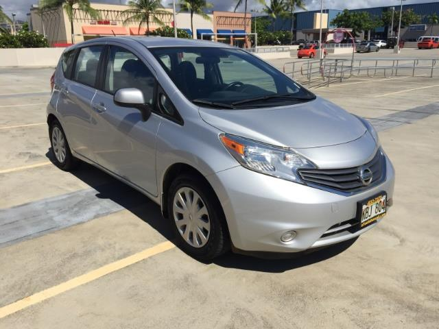 The 2014 Nissan Versa Note S
