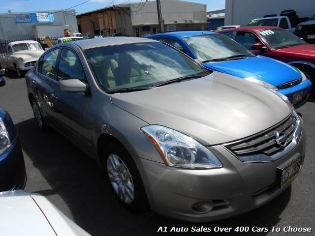The 2012 Nissan Altima 2.5