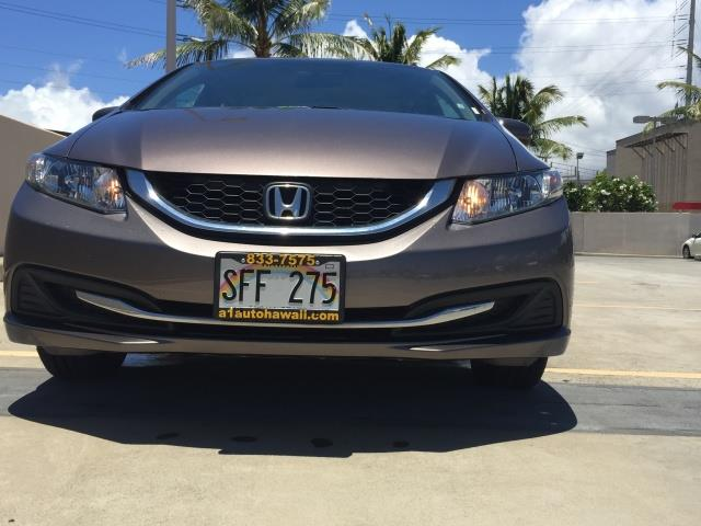 2014 Honda Civic LX - Photo 5 - Honolulu, HI 96818