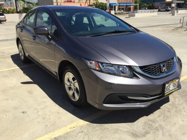 2014 Honda Civic LX - Photo 6 - Honolulu, HI 96818