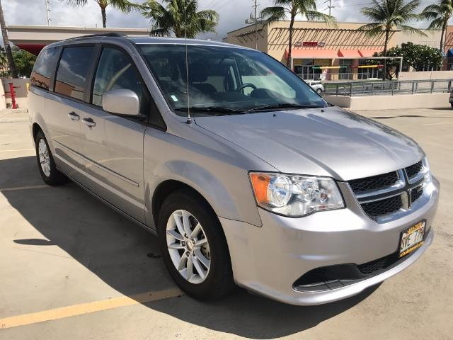 2016 Dodge Grand Caravan SXT Plus - Photo 5 - Honolulu, HI 96818