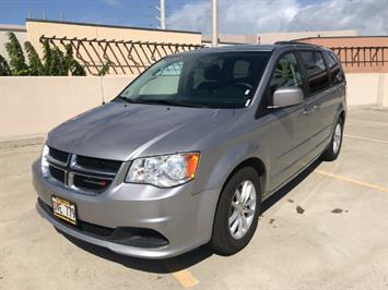 2016 Dodge Grand Caravan SXT Plus Van