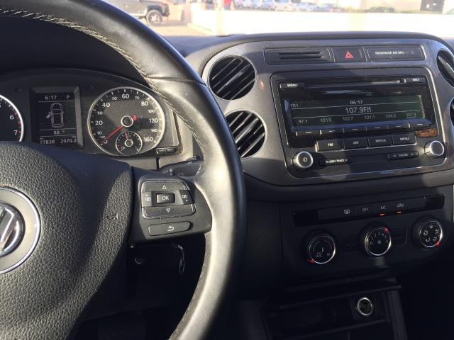 2013 Volkswagen Tiguan S photo