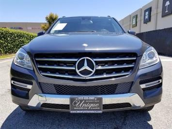 2015 Mercedes-Benz ML 350 - Photo 2 - Los Angeles, CA 90019