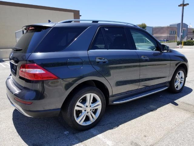 2015 Mercedes-Benz ML 350 - Photo 5 - Los Angeles, CA 90019