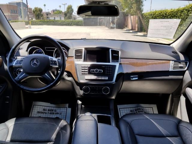 2015 Mercedes-Benz ML 350 - Photo 14 - Los Angeles, CA 90019