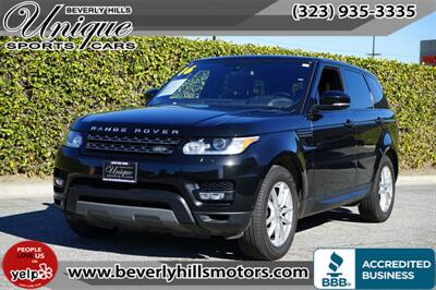 Used Land Rover Range Rover Sport Los Angeles Ca