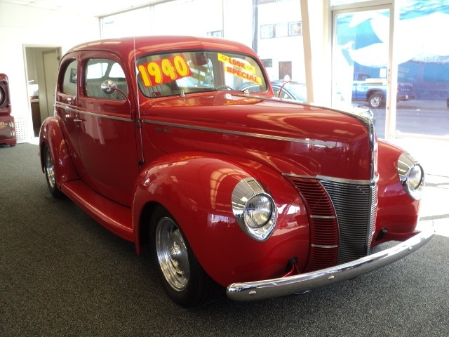 1940 Ford Sedan - Photo 1 - Eureka, CA 95501