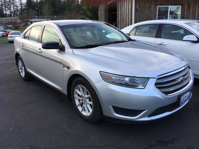 2014 Ford Taurus SE - Photo 1 - Friday Harbor, WA 98250