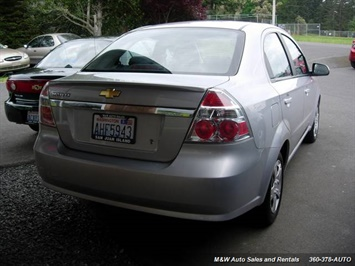 2010 Chevrolet Aveo LS - Photo 7 - Friday Harbor, WA 98250