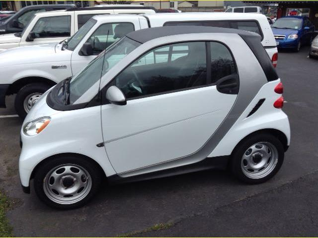 2013 smart fortwo pure for sale in friday harbor wa. Black Bedroom Furniture Sets. Home Design Ideas