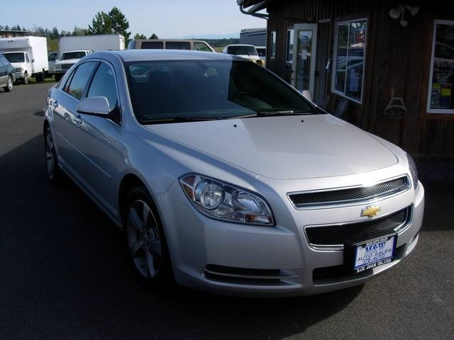 2012 Chevrolet Malibu LT   Photo 1   Friday Harbor, WA 98250