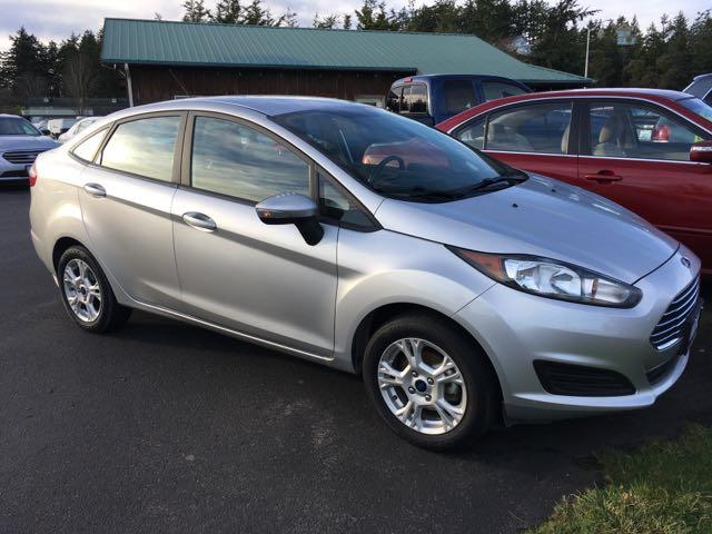 2016 Ford Fiesta SE - Photo 2 - Friday Harbor, WA 98250