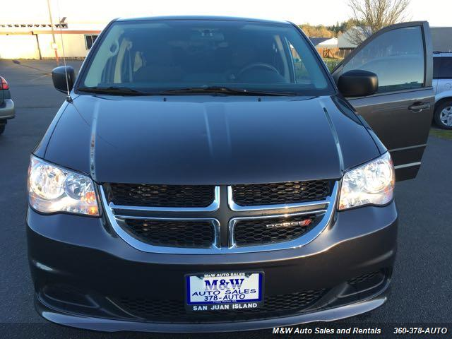 2016 Dodge Grand Caravan American Value Package - Photo 12 - Friday Harbor, WA 98250