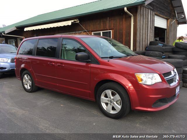 2014 Dodge Grand Caravan American Value Package - Photo 5 - Friday Harbor, WA 98250
