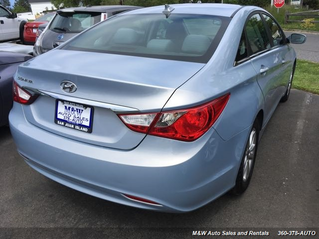 2013 Hyundai Sonata GLS for sale in Friday Harbor, WA | Stock #: 4740