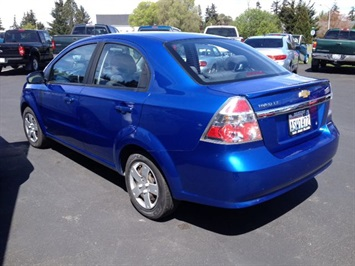 2010 Chevrolet Aveo LS - Photo 3 - Friday Harbor, WA 98250