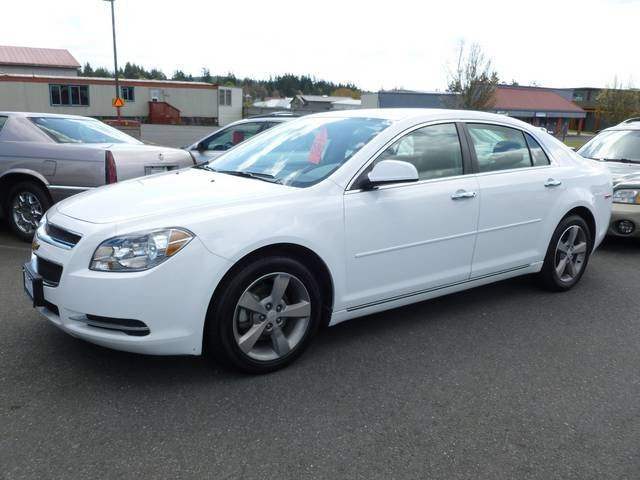 2012 chevrolet malibu lt for sale in friday harbor wa. Black Bedroom Furniture Sets. Home Design Ideas