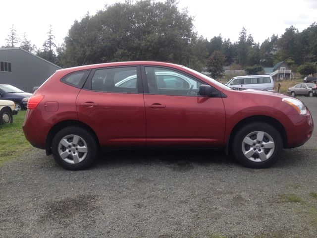 2009 nissan rogue s for sale in friday harbor wa stock. Black Bedroom Furniture Sets. Home Design Ideas