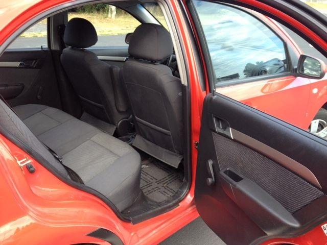 2007 Chevrolet Aveo LS - Photo 6 - Friday Harbor, WA 98250