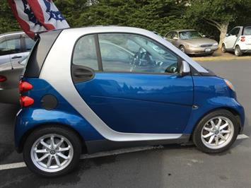 2009 Smart fortwo pure Hatchback
