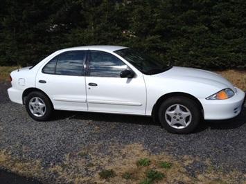 2002 Chevrolet Cavalier - Photo 1 - Friday Harbor, WA 98250