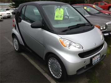 2008 Smart Fortwo Pure Hatchback