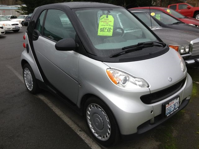 2008 smart fortwo pure for sale in friday harbor wa stock 100125. Black Bedroom Furniture Sets. Home Design Ideas