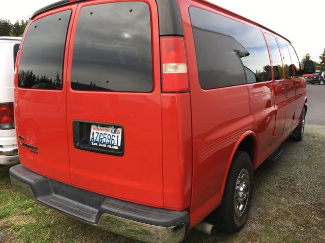 2010 Chevrolet Express LT 3500 - Photo 2 - Friday Harbor, WA 98250