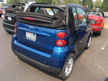 2008 Smart fortwo passion cabrio - Photo 2 - Friday Harbor, WA 98250