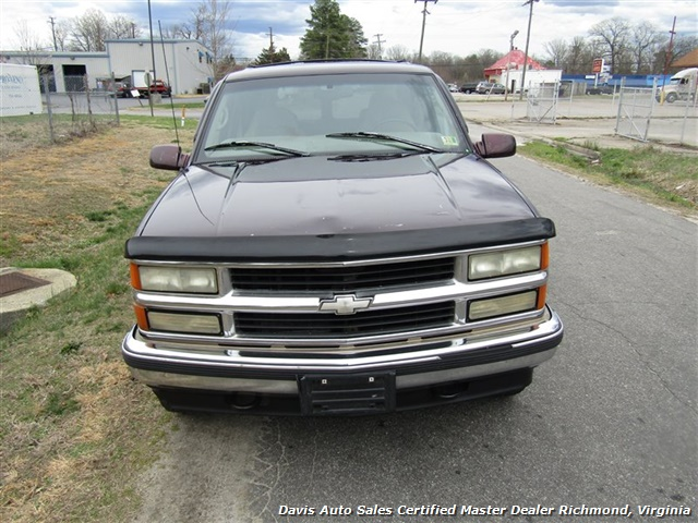 1997 Chevrolet Suburban K 1500 LT 4X4 - Photo 34 - Richmond, VA 23237