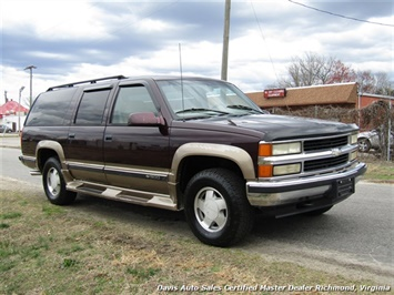 1997 Chevrolet Suburban K 1500 LT 4X4 - Photo 13 - Richmond, VA 23237