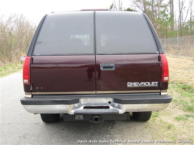 1997 Chevrolet Suburban K 1500 LT 4X4 - Photo 4 - Richmond, VA 23237