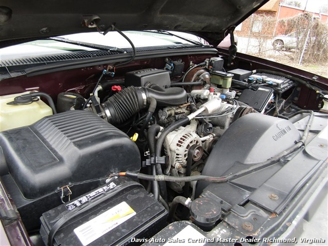 1997 Chevrolet Suburban K 1500 LT 4X4 - Photo 32 - Richmond, VA 23237